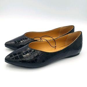Coconuts by Matisse black igloo flats slipon shoes